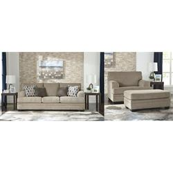 Ashley Dorsten Sisal Sofa & Chair w/ Ottoman 7720538/23/14 Image