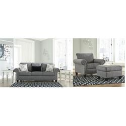 Ashley Agleno Charcoal Sofa/Chair/Ottoman 7870138/20/14 Image
